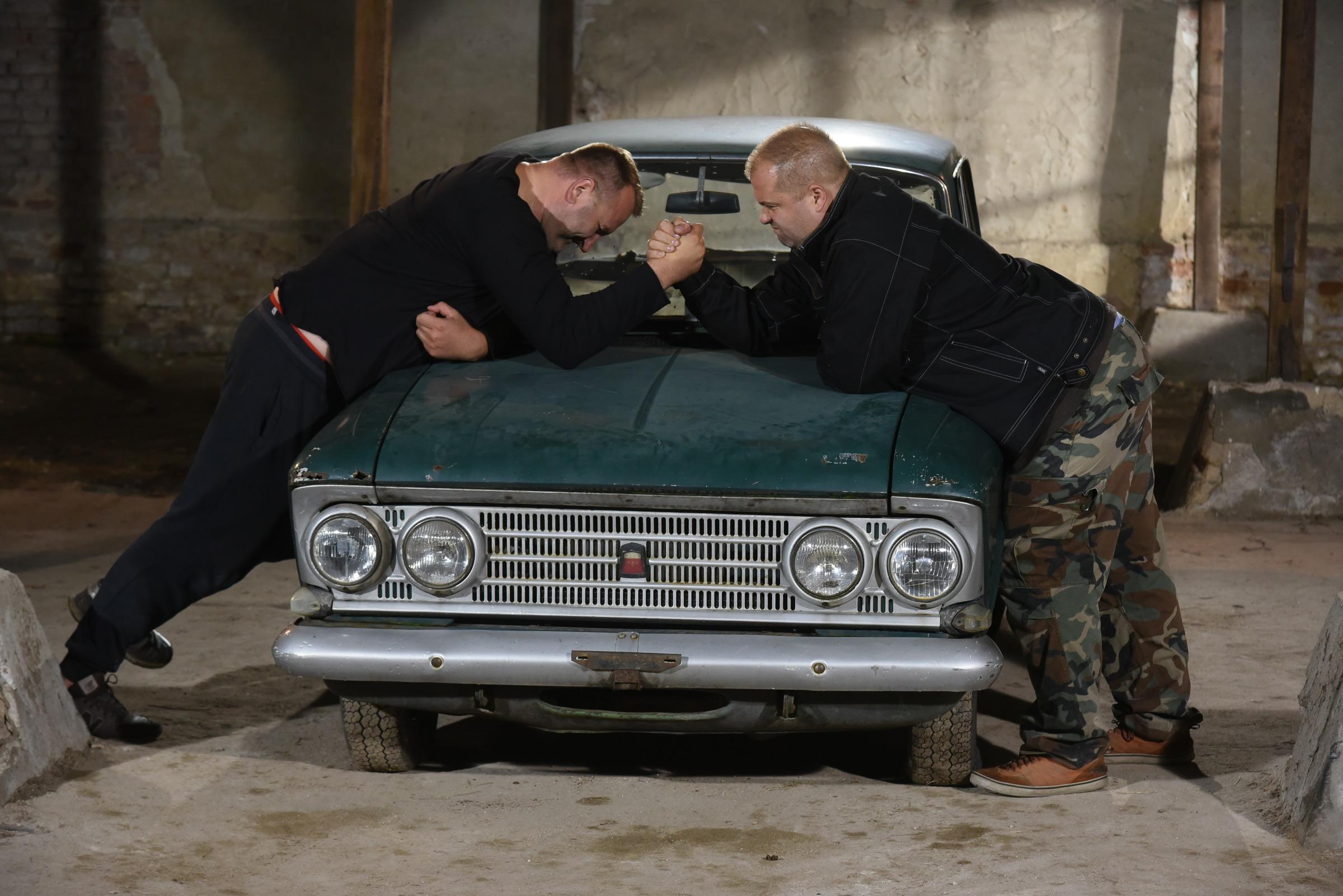 Wojny samochodowe - seria 4